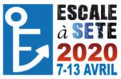 logo ancre date escale à Sète 2020